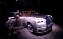 Ngắm Rolls-Royce Phantom 2018: siêu xe quá sang