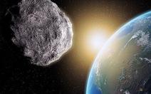 Một tiểu hành tinh vừa bay sát Trái đất mà không bị phát hiện
