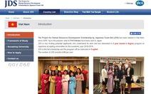 Nhật Bản cấp 60 suất học bổng thạc sĩ cho cán bộ, công chức