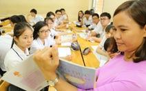 Giáo dục phổ thông: Giảm tiết học, giảm môn học