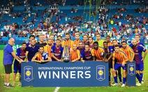 Đánh bại Real Madrid, Barca vô địch ICC Cup 2017 ở Mỹ