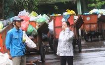 Bà 'chủ tịch công đoàn' của đội quét rác