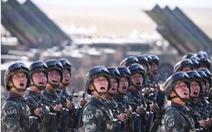 Trung Quốc cố tình khoe nhiều vũ khí hiện đại