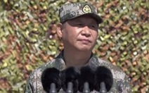 Trung Quốc rầm rộ duyệt binh tận… Nội Mông
