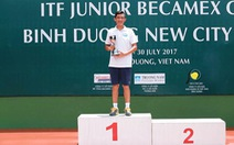 Điểm tin tối 30-7: Nguyễn Văn Phương đăng quang giải trẻ ITF
