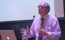 Giáo sư đoạt giải Nobel Vật lý nói chuyện với 600 bạn trẻ
