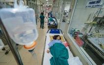 Hà Nội quá tải người sốt xuất huyết ở tất cả bệnh viện