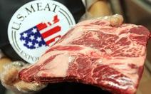 Nhật Bản đánh thuế khẩn cấp đối với thịt bò đông lạnh nhập từ Mỹ