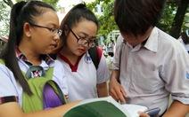 ĐH Sư phạm TP.HCM: ngành sư phạm toán điểm chuẩn cao nhất