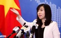 Phản đối Trung Quốc xây rạp chiếu phim trên đảo Phú Lâm