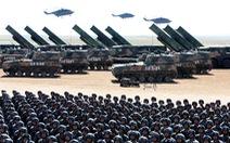Bắc Kinh tiếp tục khoe sức mạnh quân sự, dấm dứ Đài Loan