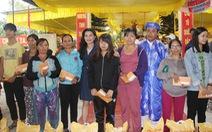 Quỹ Từ thiện Kim Oanh tri ân các anh hùng, liệt sĩ