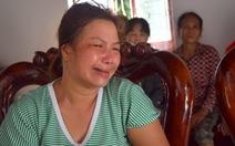 5 ngư dân mất tích ở Hoàng Sa:Làng chài chìm trong buồn đau