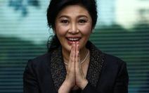 Cựu thủ tướng Thái Lan rưng rưng tự biện hộ trước tòa