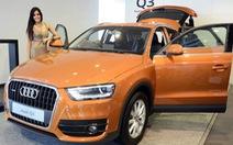 Audi Việt Nam triệu hồi 33 xe Q3 kiểm tra miễn phí