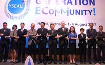 80 thanh niên dự hội nghị Sáng kiến thủ lĩnh trẻ Đông Nam Á