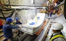Theo robot TBM khoan đường hầm metro vào lòng đất