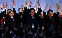 Hôm nay Thủ tướng Nhật công bố thay đổi nhân sự nội các