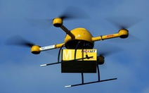 EU thử nghiệm giao hàng bằng thiết bị bay không người lái