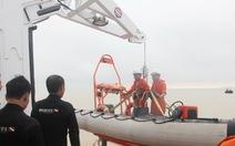 Lập tổ điều tra vụ tàu VTB 26 chìm ở Nghệ An