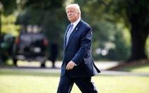 Washington Post tung bản ghi âm điện đàm của ông Trump