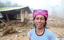 Tuổi Trẻ tiếp nhận chia sẻ với bà con vùng lũ Yên Bái, Sơn La