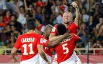 Monaco khởi đầu mùa giải 2017-2018 suôn sẻ