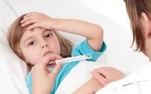 Sốt cao co giật ở trẻ em và cách xử trí