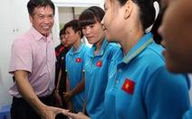 Điểm tin tối 5-8: Trưởng đoàn SEA Games 29 thăm hai đội tuyển futsal