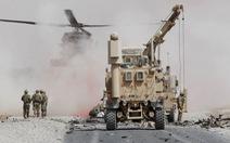 Chặn xe bom 16,5 tấn nguy cơ 'thổi bay' thủ đô Afghanistan