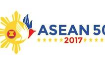 Chiếu sángkỷ niệm 50 năm ASEAN tại Hội trường Thống Nhất