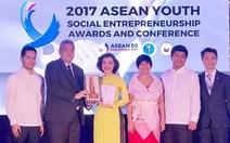 ASEAN vinh danh doanh nhân trẻ Việt thay đổi cộng đồng