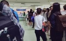 Coi chừng bị hành xác ở sân bay Bangkok
