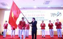 Đoàn thể thao VN xuất quân tham dự SEA Games 29