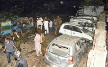 Đánh bom xe tại Lahore, ít nhất 34 người bị thương