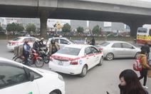 Hiệp hội taxi Hà Nội quyết phản đối Dự thảo Taxi