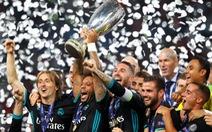 Đá bại M.U, R.M đoạt Siêu cúp châu Âu 2017
