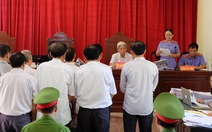 Đề nghị 2 án treo cho nhóm cán bộ sai phạm tại Đồng Tâm