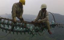 Nghề sửa điện giữa rừng