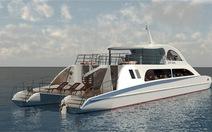 Công bố 3 mẫu thiết kế tàu du lịch trên vịnh Hạ Long