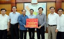 TP.HCM trao 1,2 tỉ đồng xây nhà cho đồng bào vùng lũ Điện Biên
