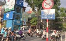 Hà Nội cấm taxi vào giờ cao điểm trên nhiềutuyến phố