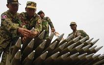 Vì sao Campuchia đòi điều quân đến biên giới Lào?