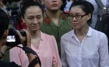 Vụ án tạm đình chỉ, hoa hậu Phương Nga vẫn là bị can