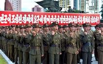 3,5 triệu người Triều Tiên đăng ký nhập ngũ