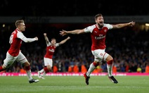 Arsenal thắng nghẹt thở Leicester trong trận mở màn Premier League 2017-2018