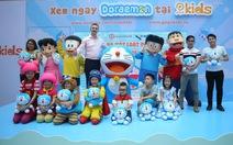 Hoạt hình Doraemon chính thức 'lên mạng' tại VN