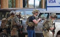 Gần 20 người thiệt mạng khi nhà hàng Thổ bị tấn công