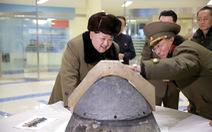 Bình Nhưỡng sắp phóng tên lửa từ tàu ngầm