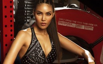 Lan Khuê làm giám khảo cuộc thi thể hình quốc tế Muscle Contest